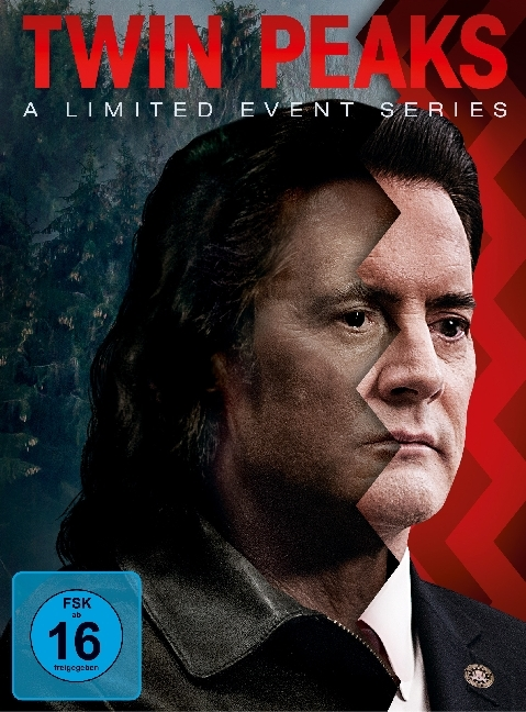 Twin Peaks - a limited event series, 10 DVD (Special Edition)