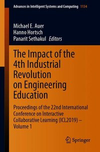 Cover The Impact of the 4th Industrial Revolution on Engineering Education