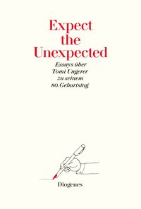 Cover Expect the Unexpected (Festschrift)