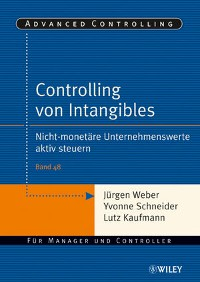 Cover Controlling von Intangibles