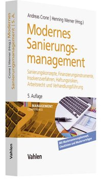 Cover Modernes Sanierungsmanagement