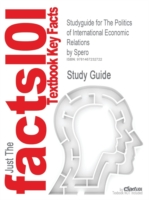 Cover Studyguide for the Politics of International Economic Relations by Spero, ISBN 9780534602741