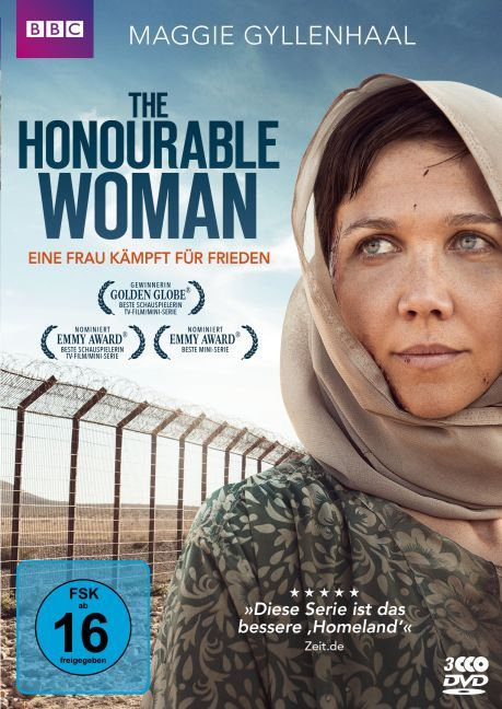The Honourable Woman, 3 DVDs