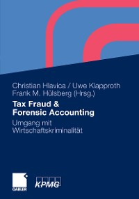 Cover Tax Fraud & Forensic Accounting