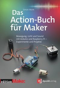 Cover Das Action-Buch f?r Maker