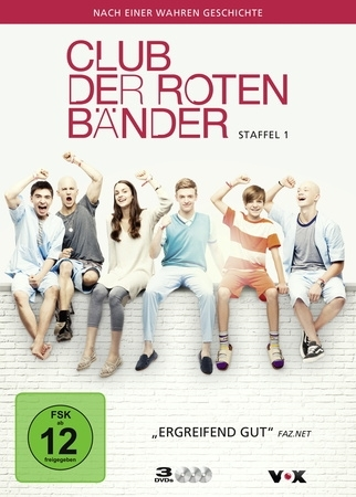 Club der roten Bänder. Staffel.1, 3 DVDs