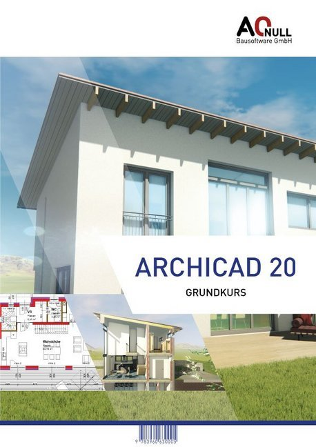 Cover Archicad20 Grundkurs