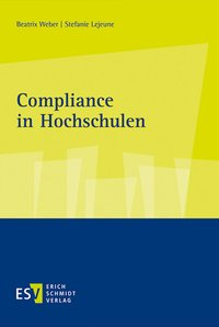 Cover Compliance in Hochschulen