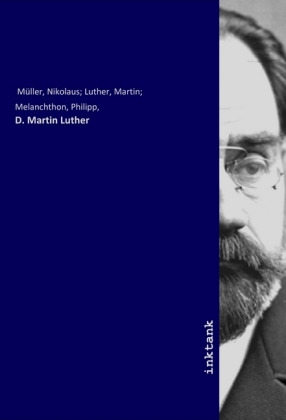 Cover D. Martin Luther