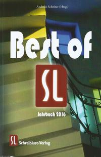 Cover Best of - Jahrbuch 2016