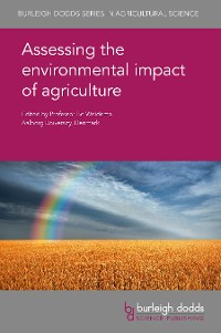 Cover Assessing the environmental impact of agriculture