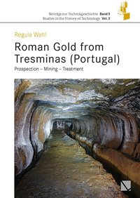 Cover Roman Gold from Tresminas (Portugal)