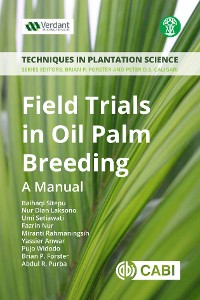 Cover Field Trials in Oil Palm Breeding