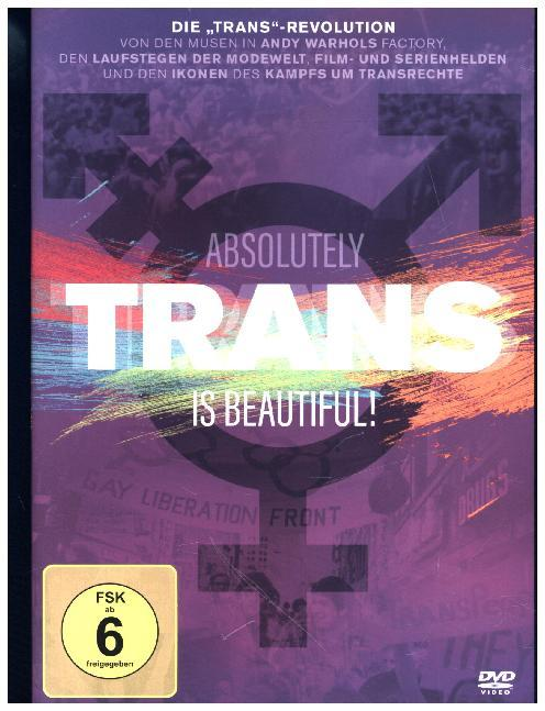 Trans Is Beautiful! - Absolutely Trans, 1 DVD