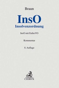 Cover Insolvenzordnung (InsO)