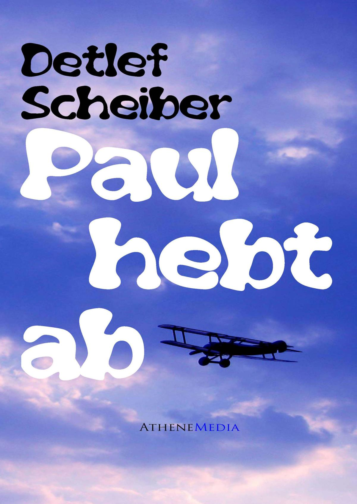 Cover Paul hebt ab