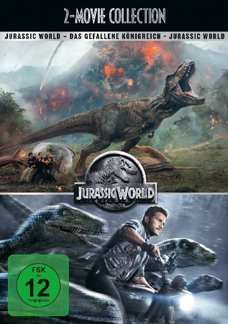 Jurassic World: 2 Movie Collection