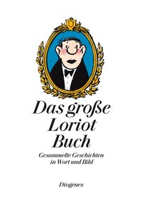 Cover Das große Loriot Buch