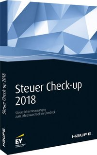 Cover Steuer Check-up 2018