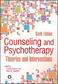 Cover Counseling and Psychotherapy