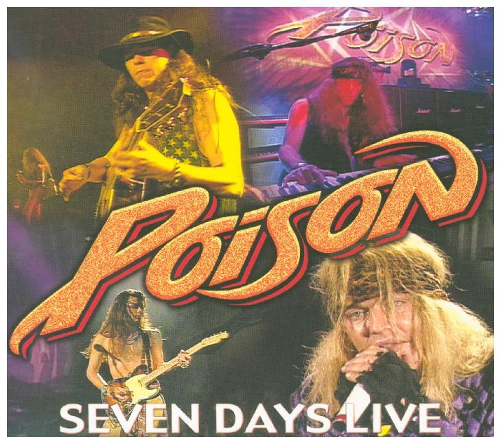 Seven Days - Live, 1 Audio-CD (Limited CD Edition)