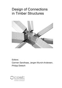 Cover Design of Connections in Timber Structures