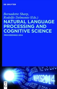 Cover Natural Language Processing and Cognitive Science