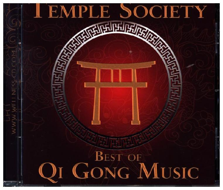 Best Of Qi Gong Music, 1 Audio-CD