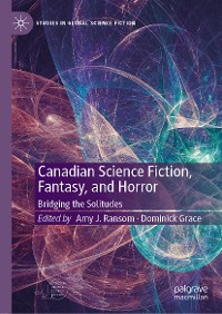 Cover Canadian Science Fiction, Fantasy, and Horror