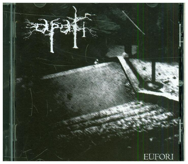 Eufori, 1 Audio-CD