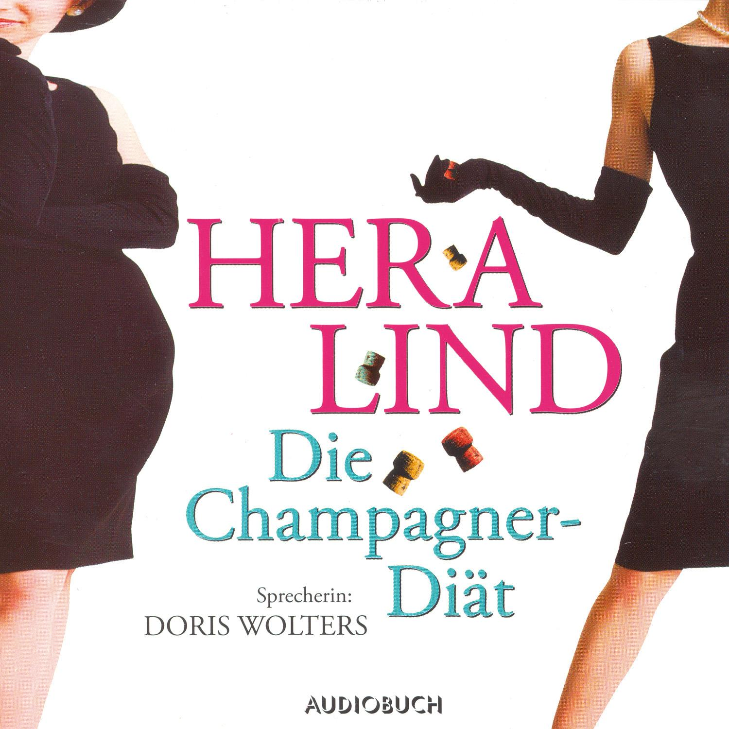 Cover Die Champagner-Diät