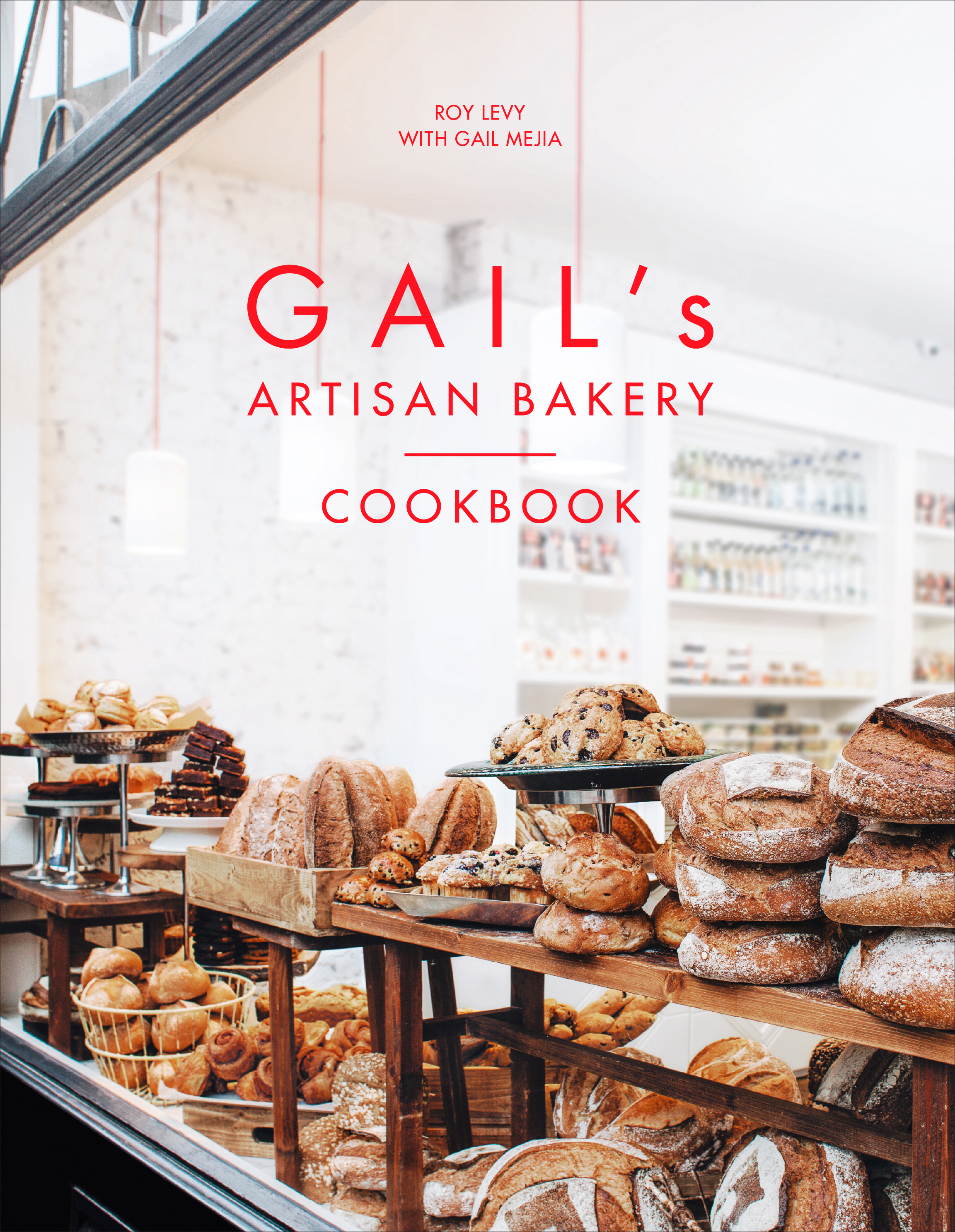 Cover Gail's Artisan Bakery Cookbook