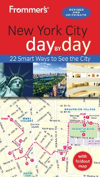 Cover Frommer's New York City day by day