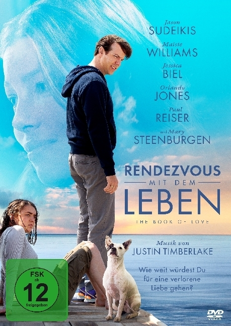 Cover Rendezvous mit dem Leben - The Book of Love, 1 DVD