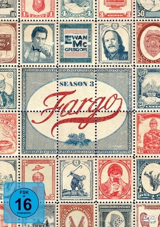 Fargo. Season.3, 4 DVDs