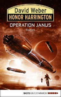 Cover Honor Harrington: Operation Janus