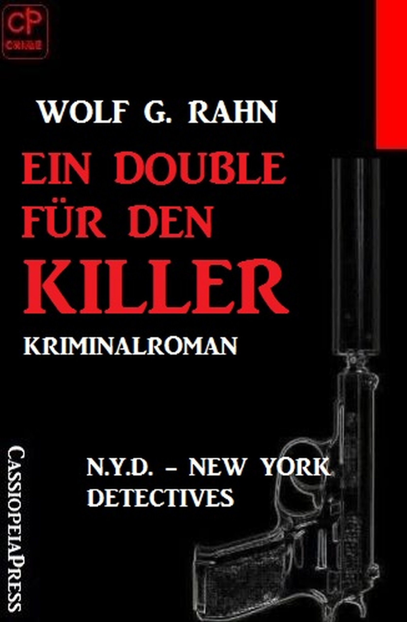 Ein Double für den Killer: N.Y.D. - New York Detectives