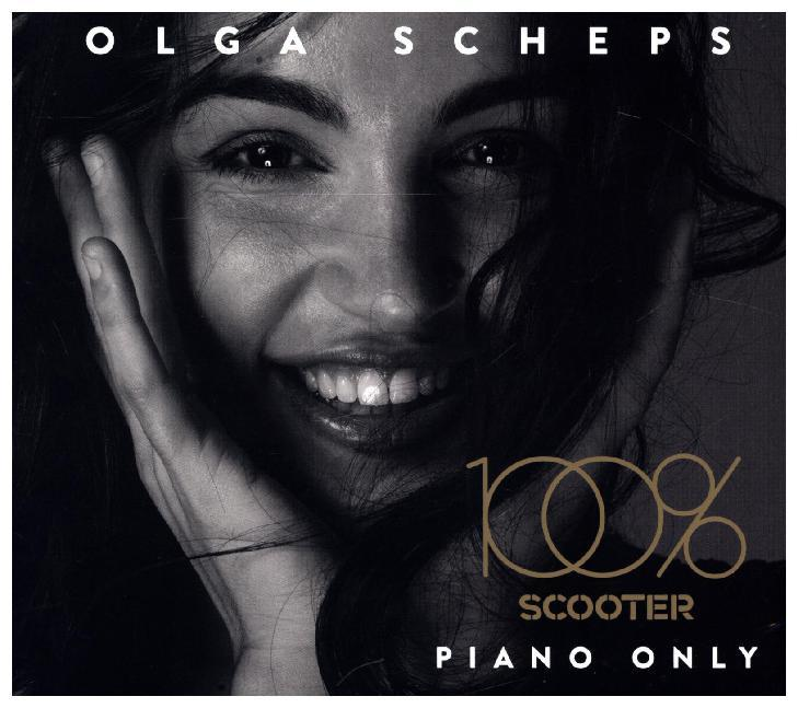 100% Scooter - Piano Only, 1 Audio-CD