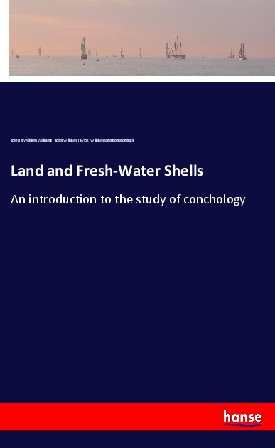 Cover Land and Fresh-Water Shells