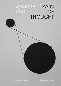 Cover Barbara Davi – Train of Thought