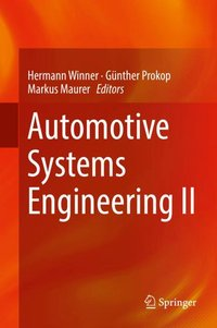 Cover Automotive Systems Engineering II