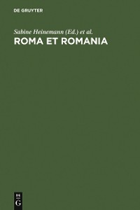 Cover Roma et Romania