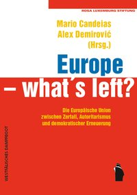 Cover Europe - what's left?