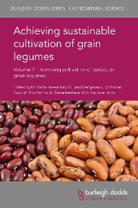 Cover Achieving sustainable cultivation of grain legumes Volume 2
