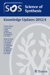 Cover Science of Synthesis Knowledge Updates 2012 Vol. 4