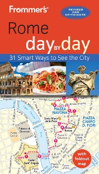 Cover Frommer's Rome day by day
