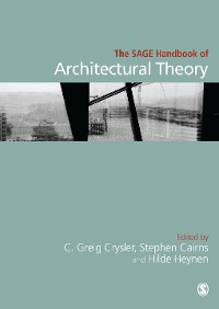 Cover The SAGE Handbook of Architectural Theory