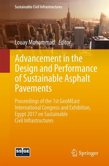 Cover Advancement in the Design and Performance of Sustainable Asphalt Pavements