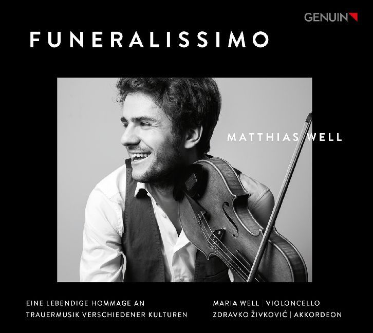 Cover Funeralissimo, 1 Audio-CD