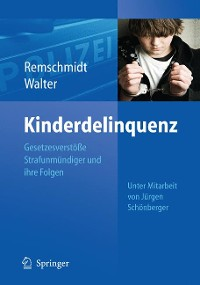 Cover Kinderdelinquenz